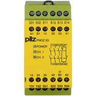 PILZ PNOZ X3安全继电器